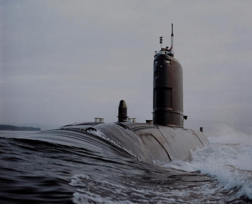 The Upholder/Victoria-class submarines also known as the Type 2400 (due to their displacement of 2,400t) are diesel-electric Fleet submarines designed in the UK in the late 1970s to supplement the Royal Navy's nuclear submarine force.